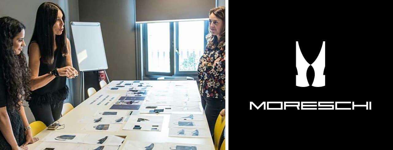 Студенты презентуют наброски для итальянского бренда аксессуаров и обуви  Moreschi bf41526f06c